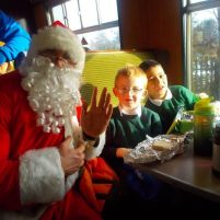 Bluebell Railway 'Santa Special'