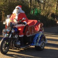 Bikers and Friends at Gatwick Manor Hotel