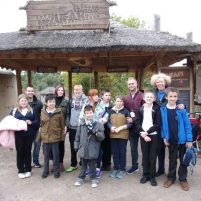 Day at Chessington World of Adventures