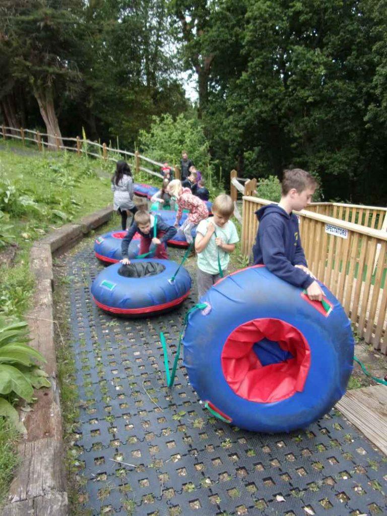 Lodge Hill Activity Centre trip