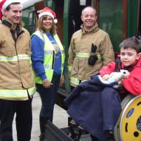 GLCT Bluebell Railway 'Santa Special' Treat