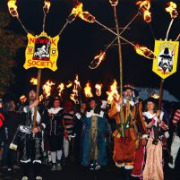 Newick Bonfire Society Annual Parade