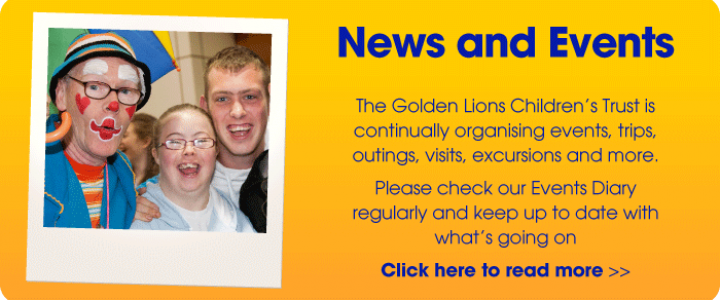 Golden Lion News & Events