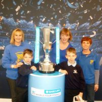 GLCT Visits to ATP Tennis Finals 2016