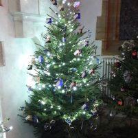 Cuckfield Church Christmas Tree Festival